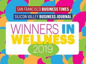 2019 Winners in Wellness - SFBT SVBJ