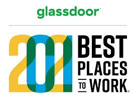 Glassdoor 2021 Best Place to Work Award